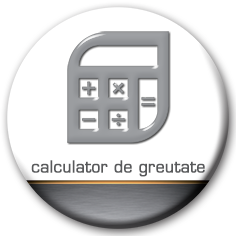 Calculator de greutate button